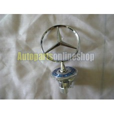 Mercedes Hood Star Logo Replacement  1408800286