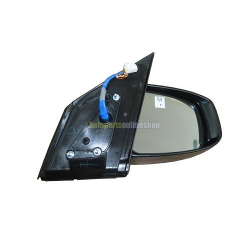 MITSUBISHI OEM Mirage Door Side Rear View-Mirror Cover Cap Trim Right 7632B168XA