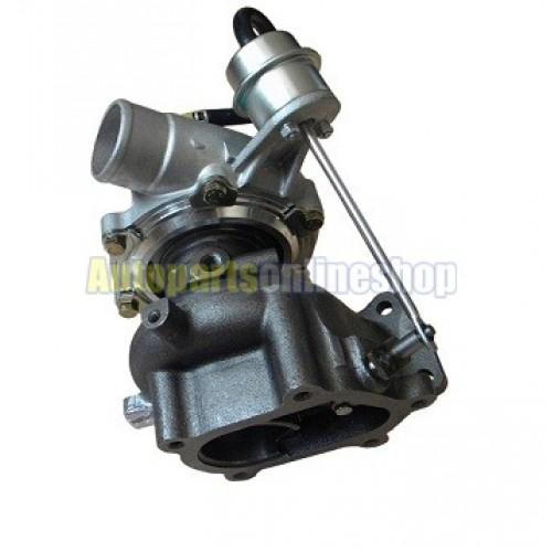 Isuzu Turbocharger Replacement 8980795692