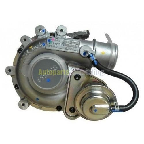 WL8513700C Turbocharger - Ford Genuine Parts
